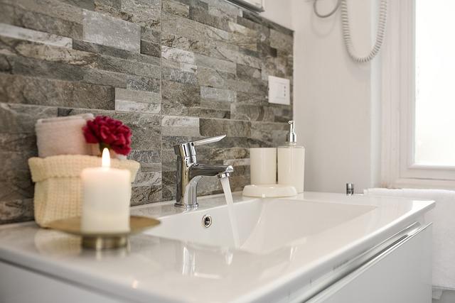beton łazienkowy